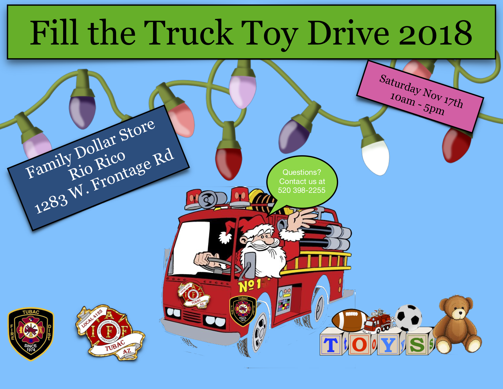 Fill the Truck 2018